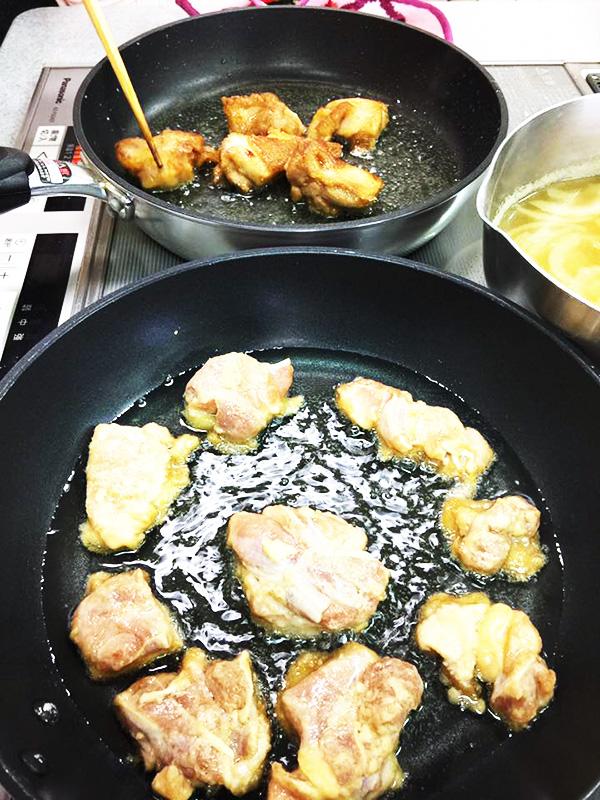筑紫野市文化講座、舩越舞先生の料理教室5